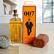007 Cigar EDT Men: Send Perfumes to Ghaziabad