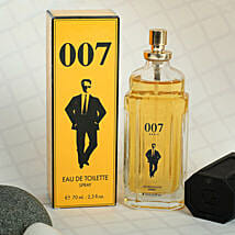 007 EDT Men: Gifts to Mansa