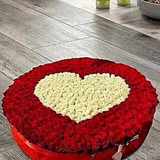 1100 Roses Floral Art: Bestseller Gifts for Valentine