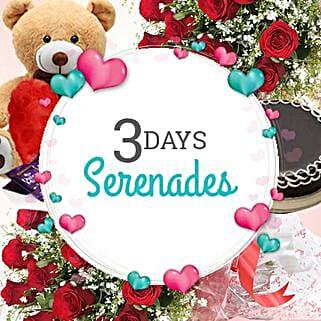 3 Days Valentine Serenades: Romantic Gifts for Birthday
