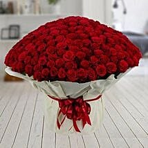 500 Red Roses Premium Bouquet: Pooja Thali to Kanpur