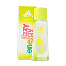 Adidas Fizzy Energy Spray for Women: Perfumes for Valentines Day