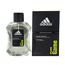 Adidas Pure Game For Men: Perfumes for Valentines Day