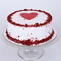 Adorable Red Velvet Cake: Red Velvet Cakes Indore