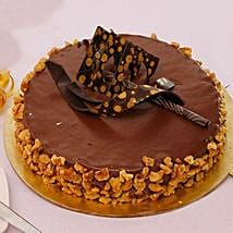 Affable Nutella Cake: Cake Delivery in Baharampur