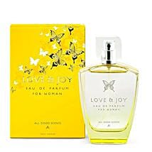 All Good Scents Love & Joy EDP- 75 ML: Perfume for Women