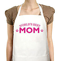 Apron For Best Mom: Womens Day Gifts to Kolkata