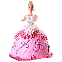 Baby Doll Cake: Send Birthday Cakes to Thane