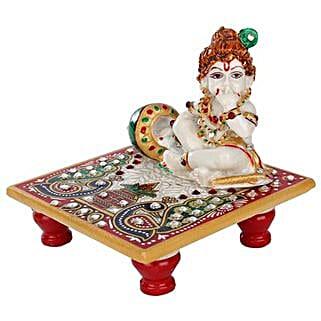 Bal Krishan On Chowki: Handicrafts to Chennai