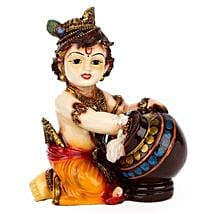 Bal Krishna Idol: Handicrafts to Delhi