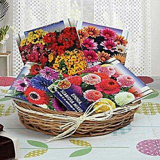 Basketful of Seeds: