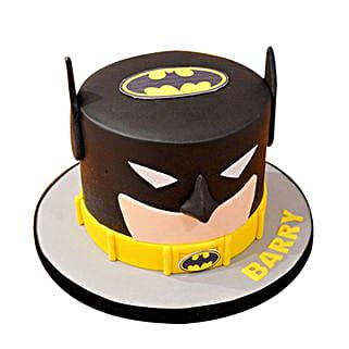 Batman Mask Cake: Cakes to Thoppumpady