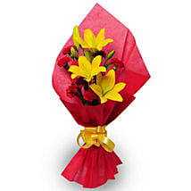 Beautiful Bouquet: Karwa Chauth Gifts Indore