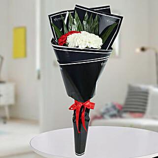 Beautiful Carnations Bunch: Designer Bouquet