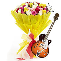 Beautiful Melodies: Send Anniversary Flowers for Parents