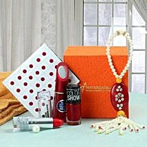 Beautifying Gift Hamper: Send Jewellery Gifts