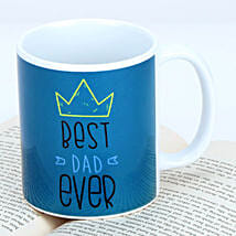 Best Ever Dad Mug: Mugs for Fathers Day