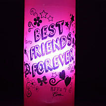 Best Friends Forever Lamp: Friendship Day Gifts to Hyderabad