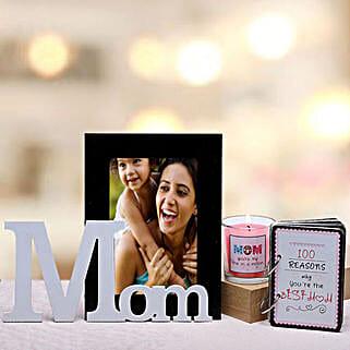 Best Mom Gift Hamper: Send Personalised Photo Frames to Bengaluru