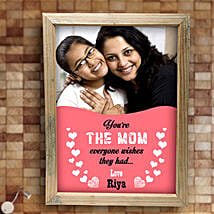 Best Mom Personalized Frame: Personalised Gifts Barnala