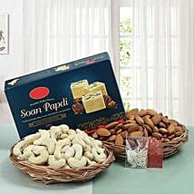 Bhaidooj Bliss: Tikka Gifts for Bhai Dooj
