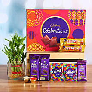 Bhaidooj Goodies: Order Plants n Chocolates