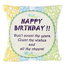 Birthday Cushion: Birthday Cushions