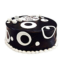 Black and White Cake: Black Forest Cakes