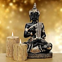 Blissful Buddha: Send Diwali Gifts to Mohali
