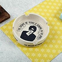 Bob Dylan Ashtray: Funny Gifts