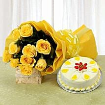 Boundless Love: Send Birthday Cakes to Allahabad