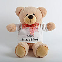 Brown Personalized Teddy: