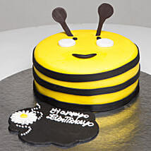 Bumblebee Birthday Cake: Send Mango Cakes to Noida