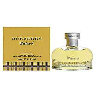 Burberry Weekend Womens EDP Spray: Send Perfumes