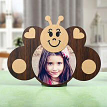 Butterfly Personalized Photo Frame: Send Photo Frames