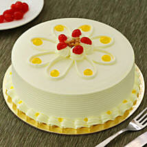Butterscotch Cake: Eggless Cakes Hyderabad