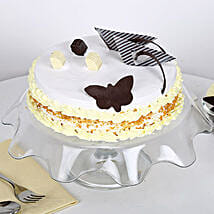 Butterscotch Round Cake: Cake Delivery in Chennai