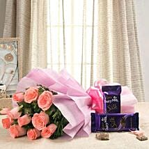 Cadbury Carnival EXFNP117: Send Flowers to Nellore