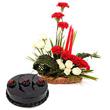 Canration N Cake Carnival: Send Flowers & Cakes to Noida