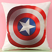 Captain America Cushion: Cushions