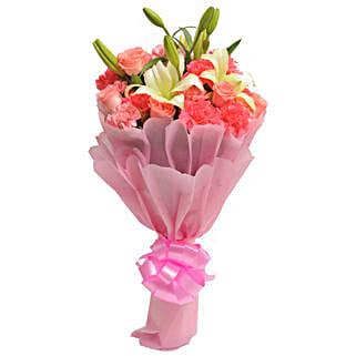 Carnations N Lilies: Send Lilies to Mumbai
