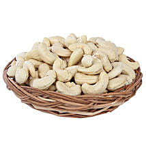 Cashews Basket: Send Gift Baskets to Lucknow