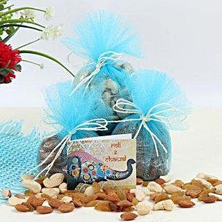 Celebration With Dry Fruits: Bhai Dooj Gifts Faridabad