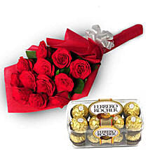 Charming Roses: Chocolates for Karwa Chauth