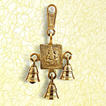 Chaturbhuj Brass Bell: Send Diwali Gifts to Mohali