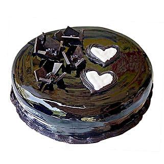 Choco Velvet Cake: Birthday Gifts for Husband