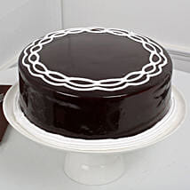 Chocolate Cake: Send Gifts for 75Th Birthday