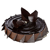 Chocolate Cheese Cake: Send Anniversary Gifts for Friend