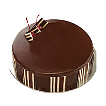 Chocolate Delight Cake 5 Star Bakery: New Year Cakes Ahmedabad