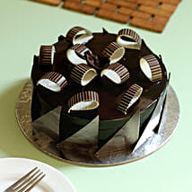 Chocolate Galore Cake: New Year Cakes Dehradun